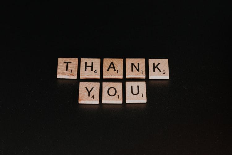 ご 対応 いただき ありがとう ござい ます